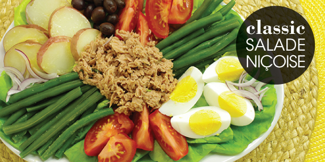 Classic Salade Nicoise | Cooks'Wares